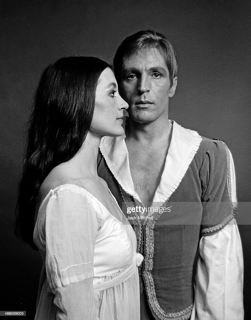 Jack Mitchell - ABT dancers Carla Fracci and Erik Bruhn as