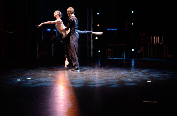 Ballet 'The Great Gatsby' Pictures | Getty Images