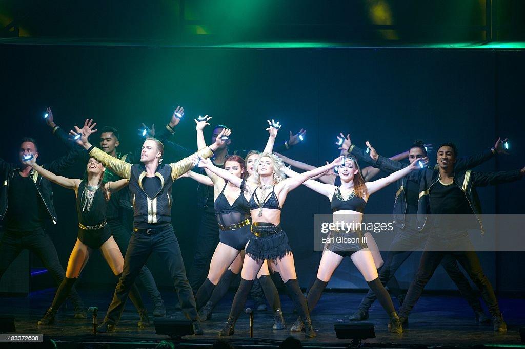 MOVE Live On Tour - Los Angeles, CA : News Photo