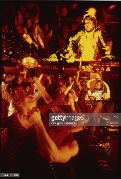 Dancers in a Discotheque