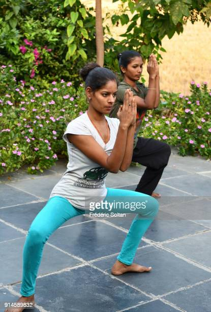Dancers in Anegundi village in Hampi area Hampi is a village and a group of monuments a UNESCO World Heritage Site located in Karnataka state It...