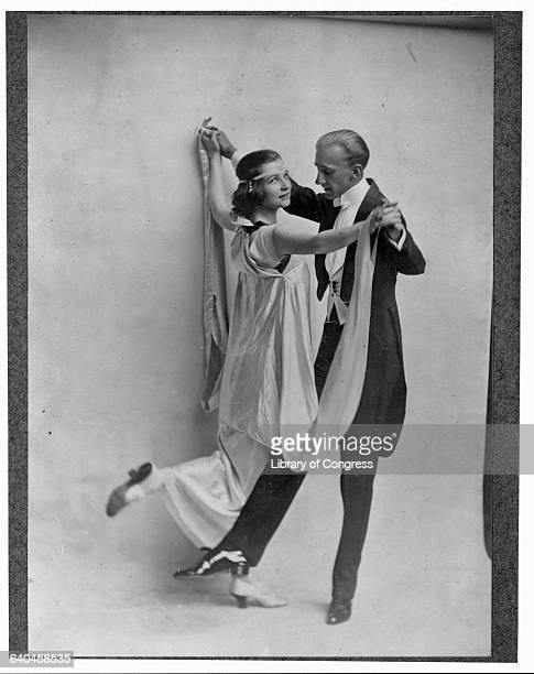 Dancers Irene and Vernon Castle