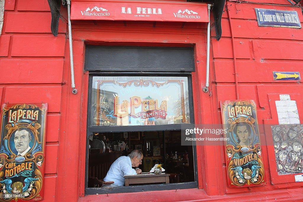 Places To Visit - Buenos Aires : Nachrichtenfoto