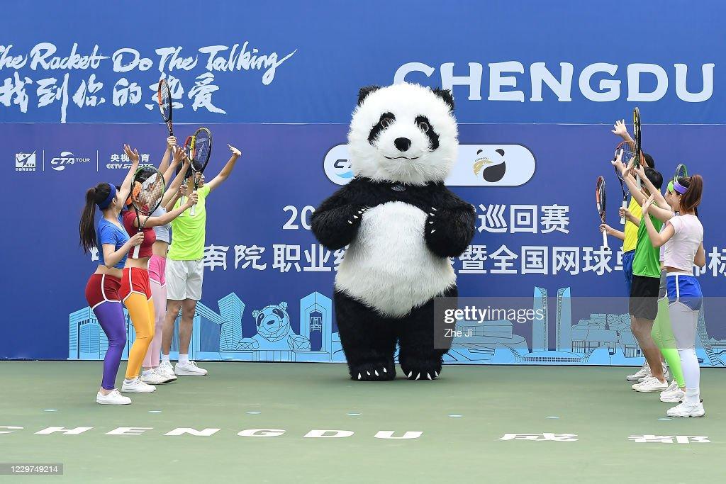 2020 CTA Tour 800 & 1000 Finals - Chengdu Open - Day 1 : ニュース写真