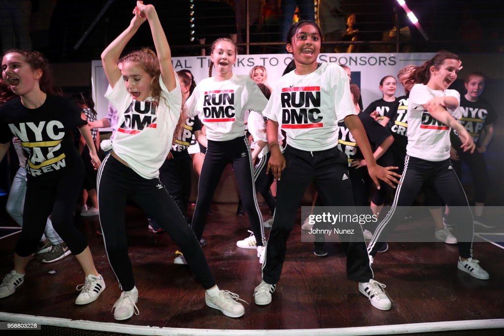 Dancers perform at The Felix Organization's 2018 Dance This Way Benefit at Arena on May 14, 2018 in New York City.