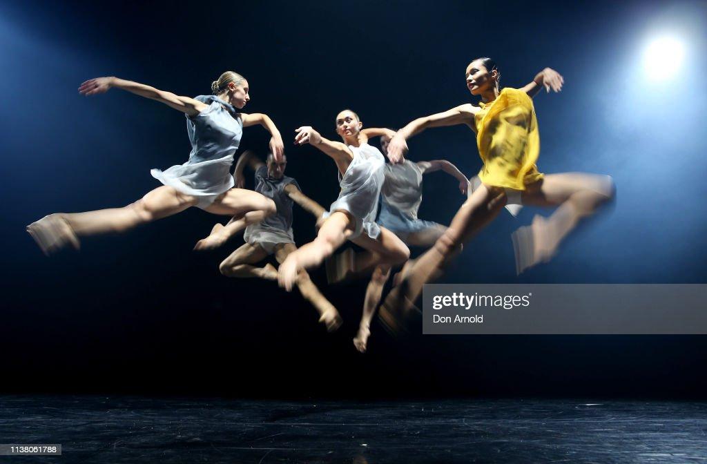 AUS: Sydney Dance Company 50th Anniversary Triple Bill Media Preview