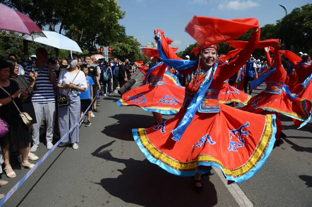 CHN: 17th Inner Mongolia Grassland Culture Festival Kicks Off