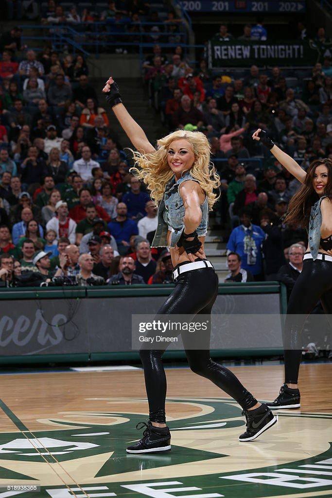 Chicago Bulls v Milwaukee Bucks : News Photo