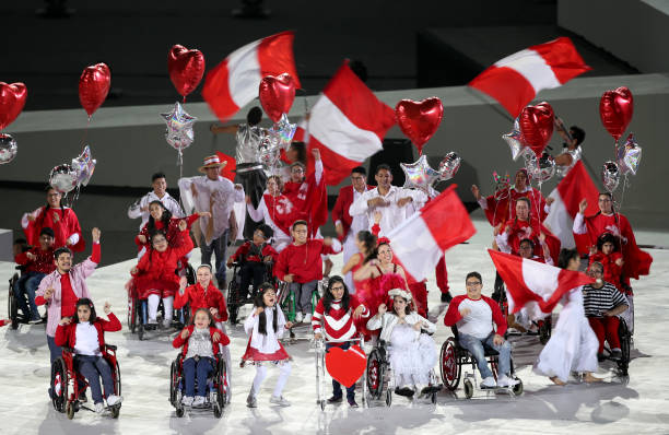 PER: Parapan American Games Lima 2019 - Opening Ceremony