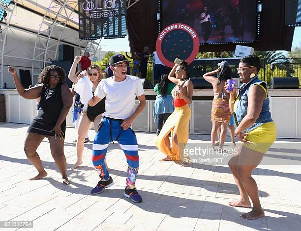 30 Top Soul Train Dancers Pictures, Photos and Images