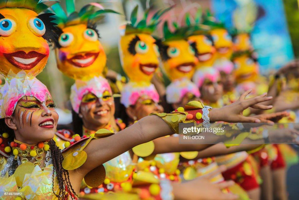 NICARAGUA-FESTIVAL-CARINIVAL : News Photo