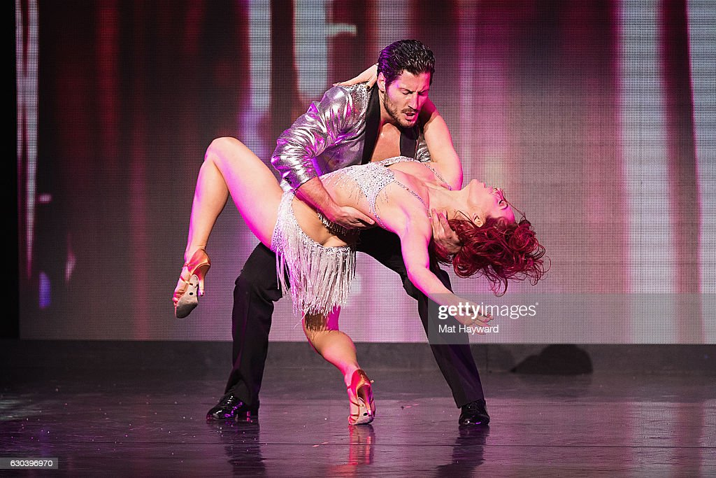 """""""Dancing With The Stars"""" Live : News Photo"""