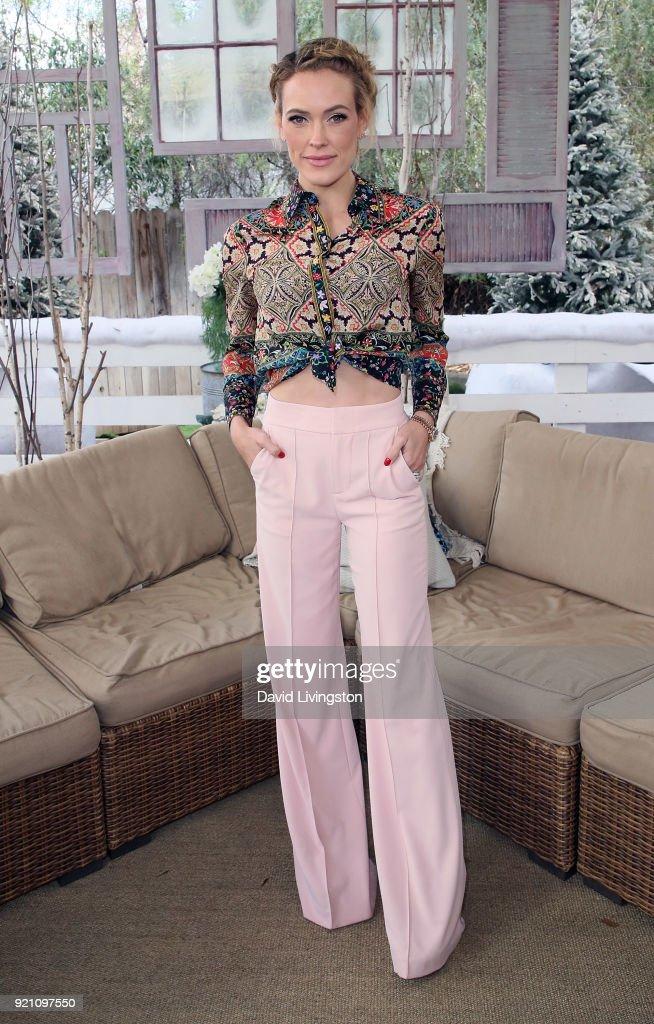 "Celebrities Visit Hallmark's ""Home & Family"""