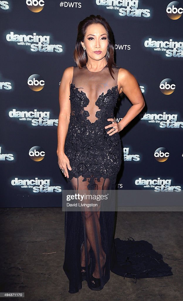 'Dancing With The Stars' Season 21 - October 26th, 2015 : News Photo