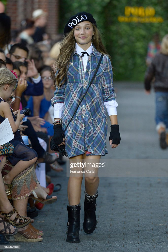 Ralph Lauren Children's Fashion Show