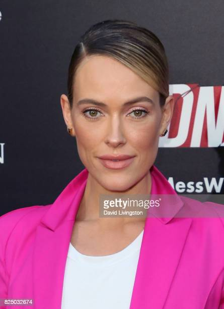Dancer/TV personality Peta Murgatroyd attends the premiere of Aviron Pictures' Kidnap at ArcLight Hollywood on July 31 2017 in Hollywood California