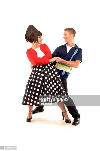 dancing again