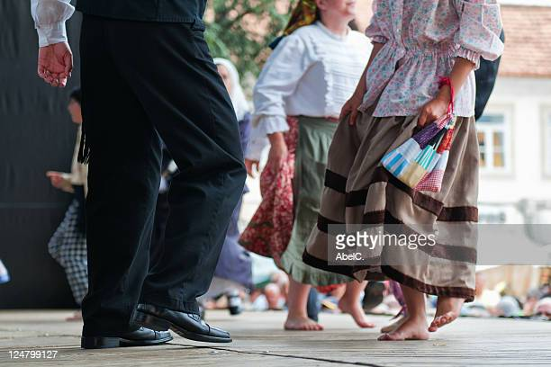 dancing and polish - traditional ceremony stock pictures, royalty-free photos & images