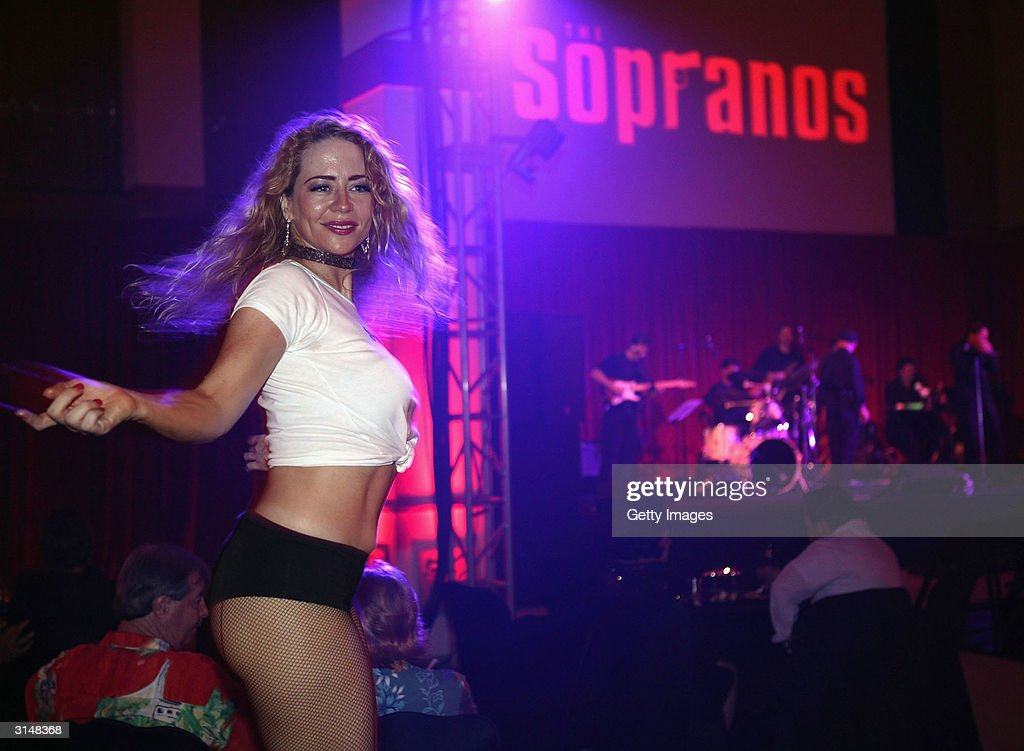 "HBO Exclusive Premiere Of ""The Sopranos"" : News Photo"