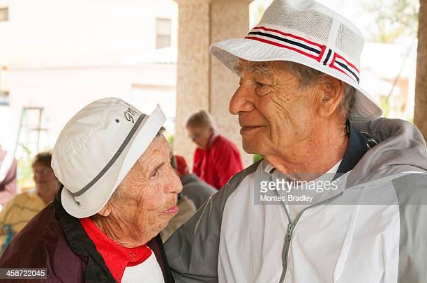 Dancing Centenarians