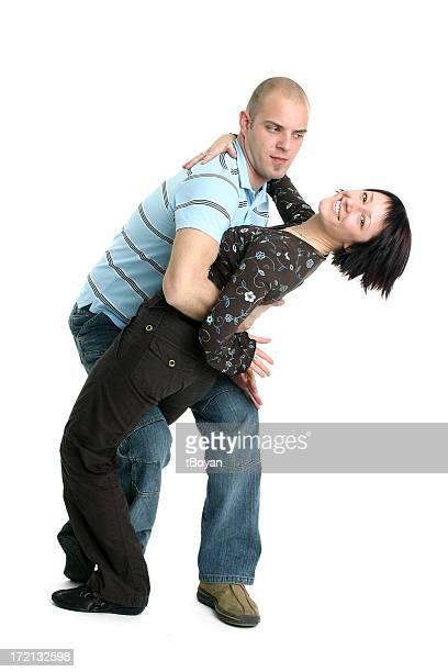 Tanzen Paar