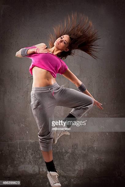 ダンスの女の子