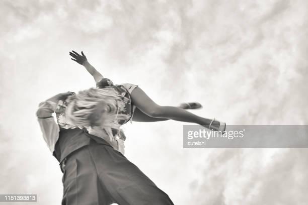 dançando em brighton - artista - fotografias e filmes do acervo