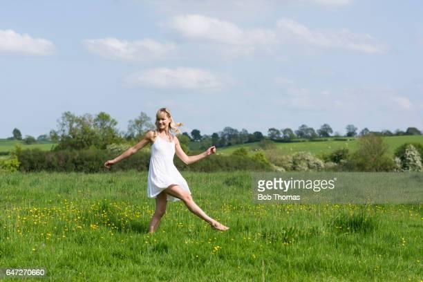 Dancing In Nature