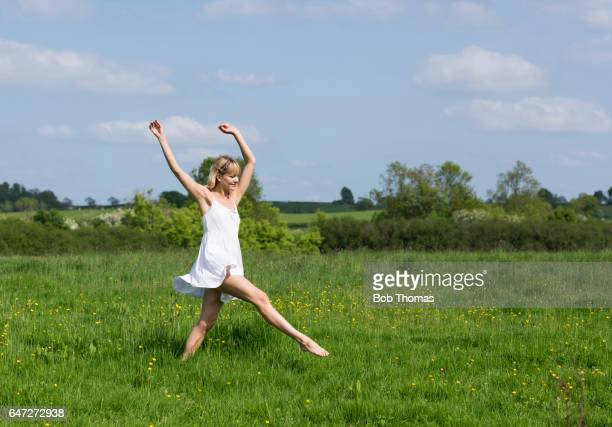 Dancing In Nature