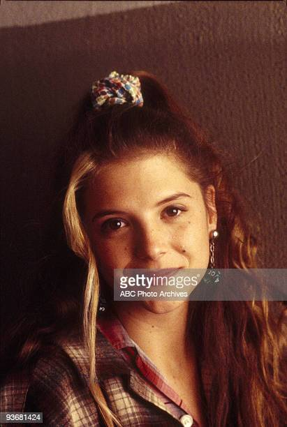 LIFE 'Dancing in the Dark' Season One 9/1/94 Angela awkwardly tried to get closer to Jordan AJ Langer also stars