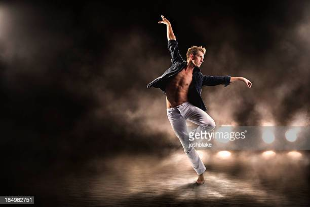 dancing in the mist. - performing arts event stock pictures, royalty-free photos & images