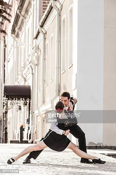 Danse dans les rues