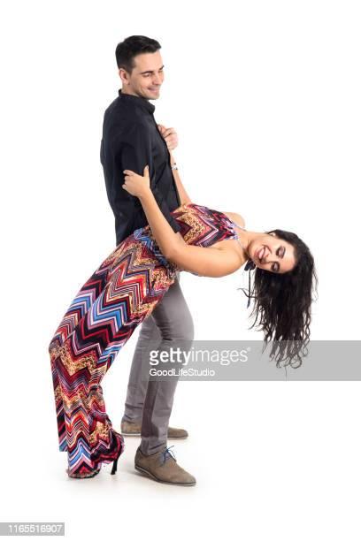 danse - danse latine photos et images de collection