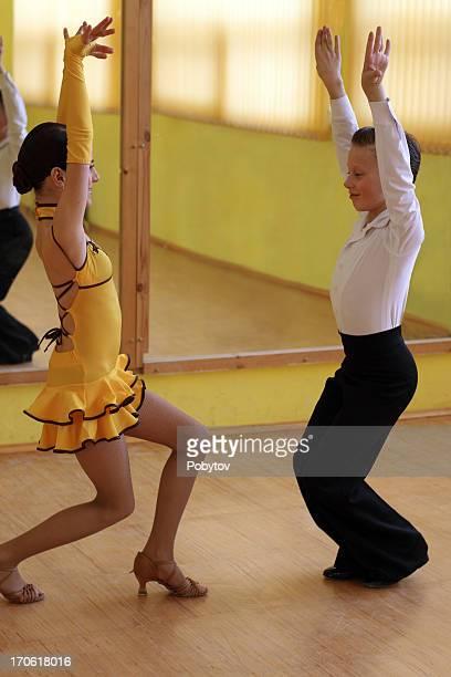 Dancing pose