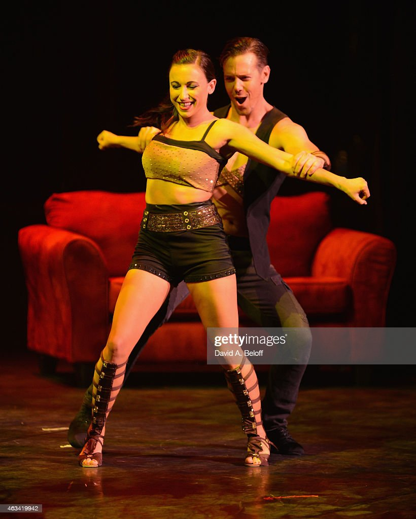 Dancing Pros LIVE! : News Photo