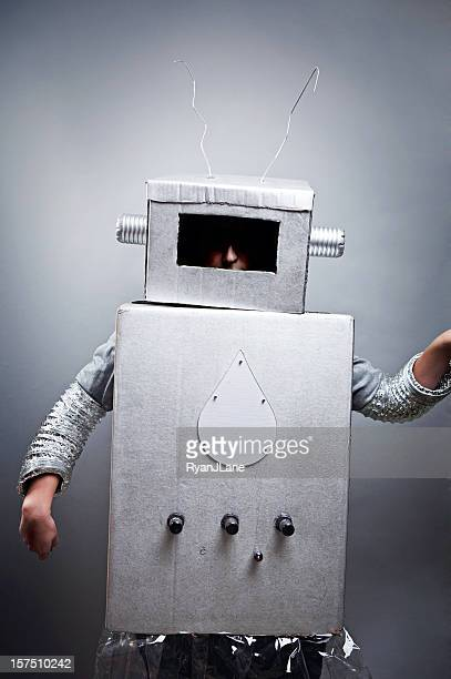 Robot Dancing persona