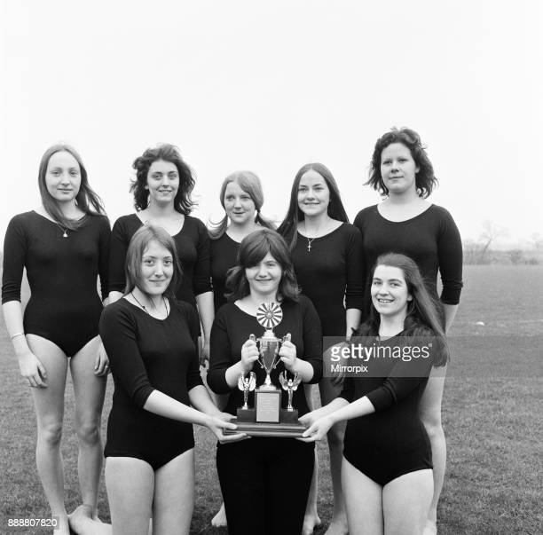 Dancing team at St Mary's Covent 1971