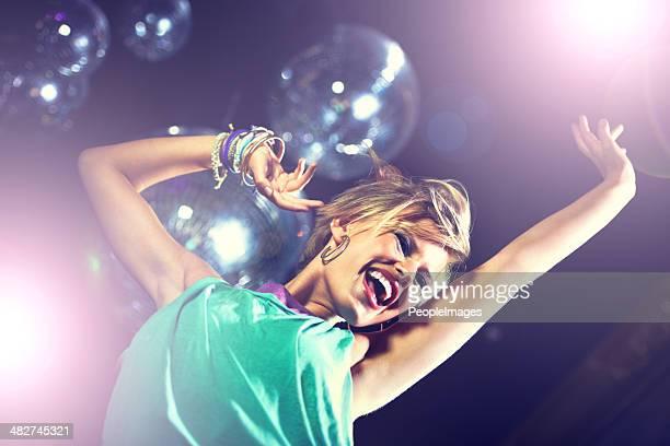 Bailar toda la noche