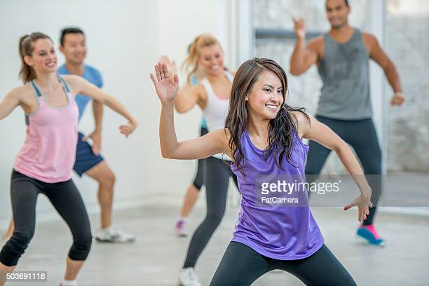 Dancing to the Music in Class