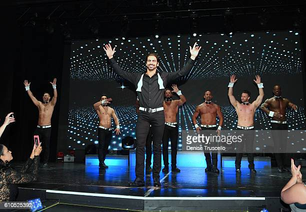 Dancing With The Stars champion Nyle DiMarco joins the legendary Chippendales at The Rio AllSuite Hotel Casino as the special celebrity guest host...
