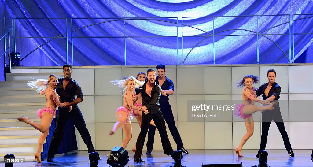 Dancing With The Stars Live! At Ntelos Wireless Pavilion : News Photo