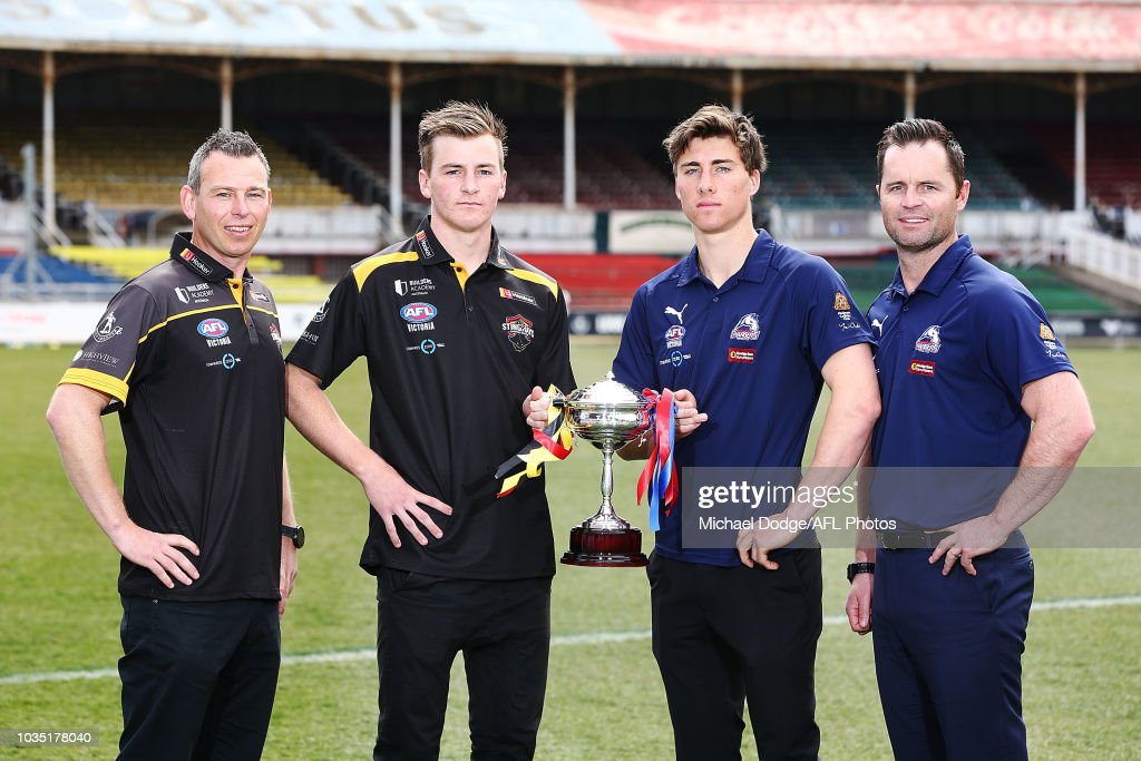 TAC Cup Grand Final Press Conference