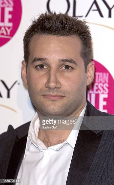 Dane Bowers Attends The Cosmopolitan Fun Fearless Female Awards With Olay At London'S Bloomsbury Ballroom