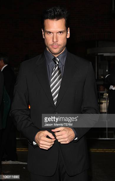 Dane Cook at the premiere of Good Luck Chuck at Mann National Theatre on September 19 2007 in Westwood California