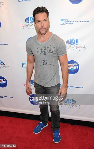 Dane Cook attends the 2015 Garden Of Laughs Benefit at the Club Bar and Grill at Madison Square Garden on March 28 2015 in New York City