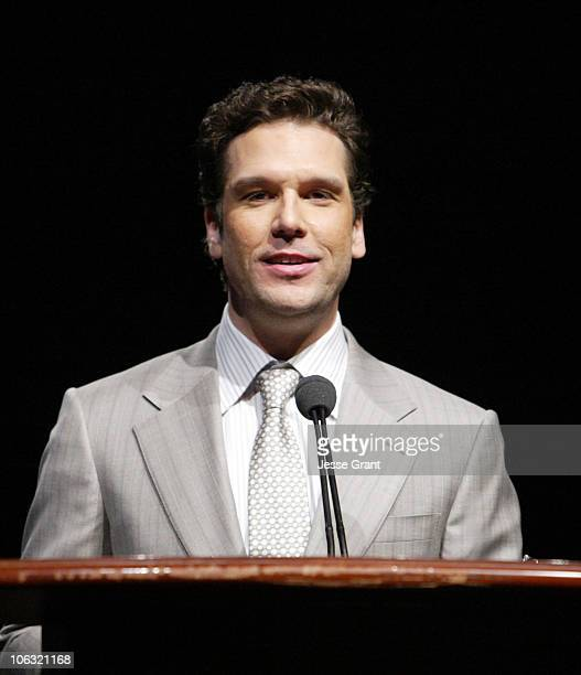 Dane Cook during 2007 ShoWest Lionsgate ShoWest Luncheon Show at Paris Hotel Ballroom in Las Vegas Nevada United States