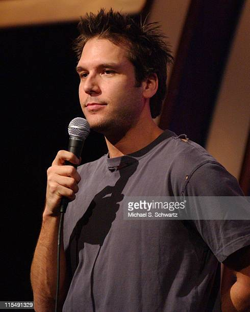 Dane Cook during Freddy Soto Benefit at the Laugh Factory Starring Dane Cook November 16 2005 at The Laugh Factory in West Hollywood California...