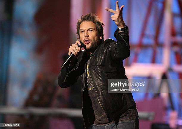 Dane Cook during HBO AEG Live's 'The Comedy Festival' Comic Relief 2006 Show at Caesars Palace in Las Vegas Nevada United States