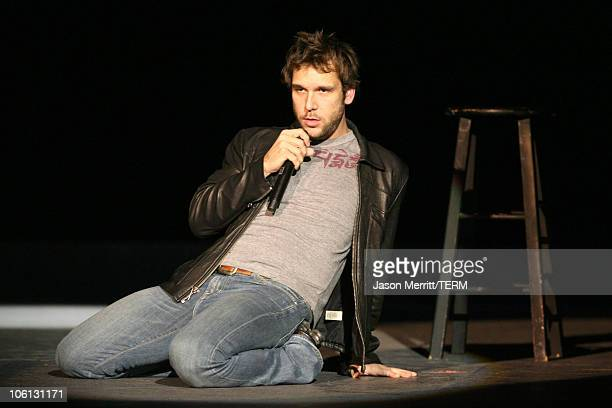 Dane Cook during HBO AEG Live's The Comedy Festival Dane Cook's Tourgasm Tour at Caesars Palace in Las Vegas Nevada United States