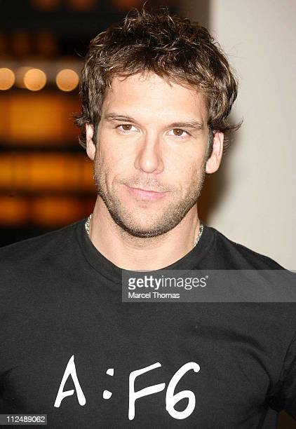 Dane Cook during Jessica Simpson Dane Cook and Sean 'Diddy' Combs Sightings in New York City October 4 2006 at Times Square in New York City New York...